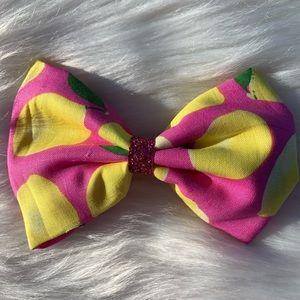 🍋Lemons 🍋 hair bow